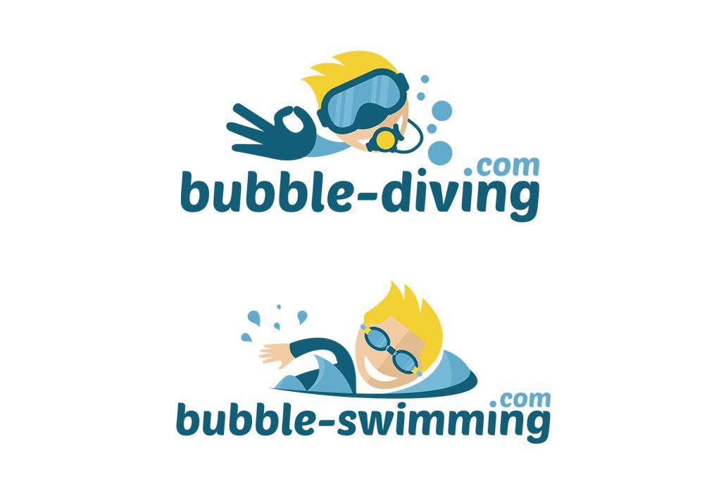 logos bubble