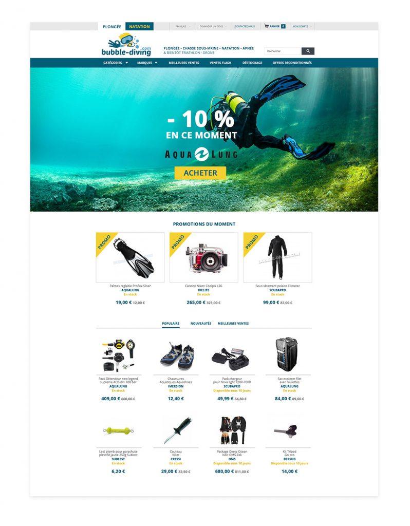 boutique bubble-diving.com